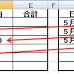 エクセルの「SUMIFS関数」家計簿にも♪これは便利!