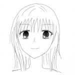 イラストの特訓7「顔の表情の描き方」目・眉・口!