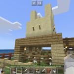 【統合版マイクラ】ウサギの繁殖・飼い方!ウサギ小屋を建てたよ!#10